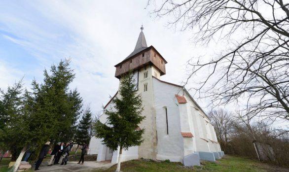 Küküllővári református templom